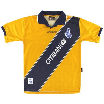 2000-02 MSV Duisburg uhlsport Away Shirt #4 M