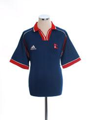 2000-02 Nepal Away Shirt XXL