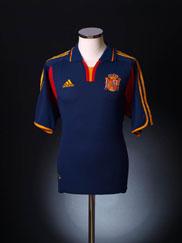 2000-02 Spain Third Shirt L