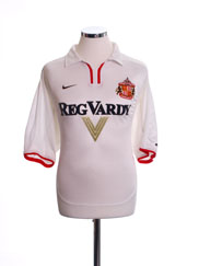 2000-02 Sunderland Away Shirt L