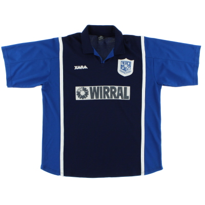 2000-02 Tranmere Rovers Away Shirt XL