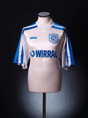 2000-02 Tranmere Rovers Home Shirt M