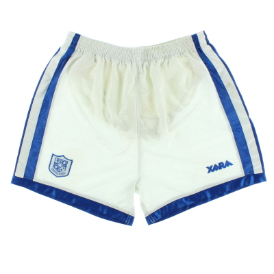 2000-02 Tranmere Rovers Xara Home Shorts L