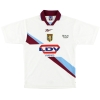 2000 Aston Villa 'FA Cup Wembley' Away Shirt Carbone #18 S