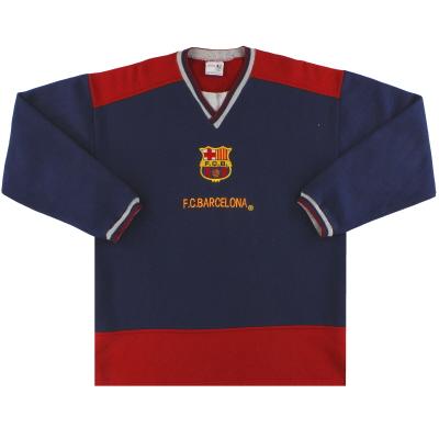 2000 Barcelona Josma Sweatshirt XL
