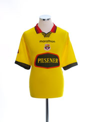 2000 Barcelona SC Home Shirt XL
