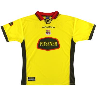 2000 Barcelona SC Home Shirt XL