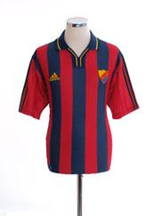 2000 Djurgardens Away Shirt M