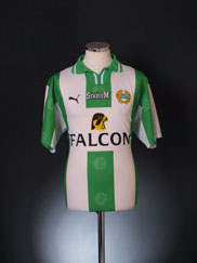 2000 Hammarby Home Shirt M