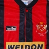 2000 Kettering Home Shirt 'F.A. Umbro Trophy' XL