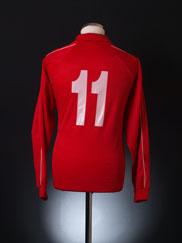 2000 Malta Match Issue Home Shirt #11 L/S XL