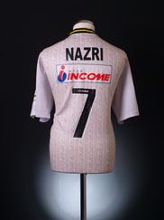 2000 Tampines Rovers Match Issue Away Shirt Nazri #7 XL