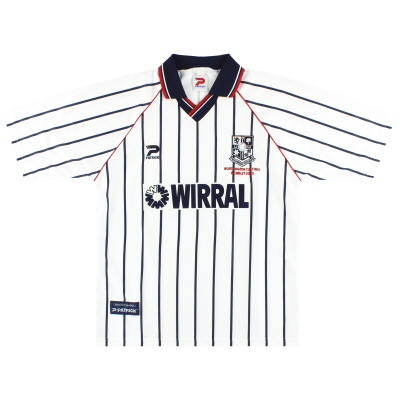 2000 Tranmere Rovers 'Worthington Cup Final' Home Shirt *Mint* L