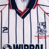 2000 Tranmere Rovers 'Worthington Cup Final' Home Shirt XXL