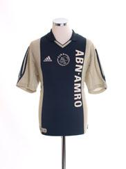 2001-02 Ajax Away Shirt XL