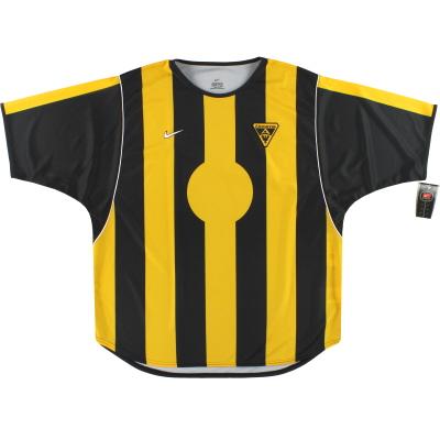 2001-02 Alemannia Aachen Nike Home Shirt *w/tags* XXL