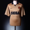 2001-02 Arsenal Away Shirt Henry #14 L