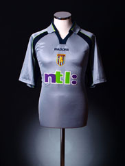 2001-02 Aston Villa Away Shirt XL