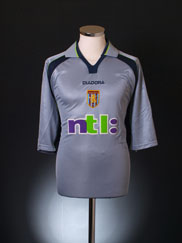 2001-02 Aston Villa Away Shirt XXL