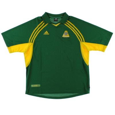 2001-02 Australia Home Shirt