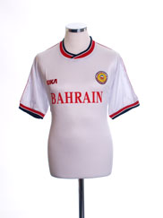 2001-02 Bahrain Away Shirt L