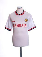 2001-02 Bahrain Away Shirt L