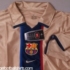 2001-02 Barcelona Away Shirt *BNWT* L.Boys
