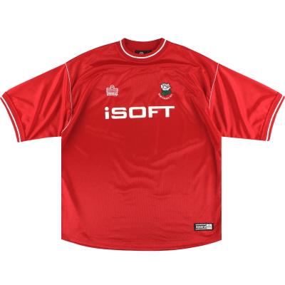 2001-02 Barnsley Home Shirt XXL