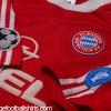 2001-02 Bayern Munich Champions League Shirt XL