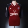 2001-02 Bayern Munich Home Shirt Hargreaves #23 XL