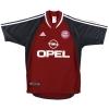 2001-02 Bayern Munich Home Shirt Jancker #19 XL