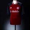 2001-02 Bayern Munich Home Shirt Lizarazu #3 XL