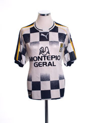 2001-02 Boavista Home Shirt L