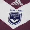 2001-02 Bordeaux adidas '120th Anniversary' Third Shirt L