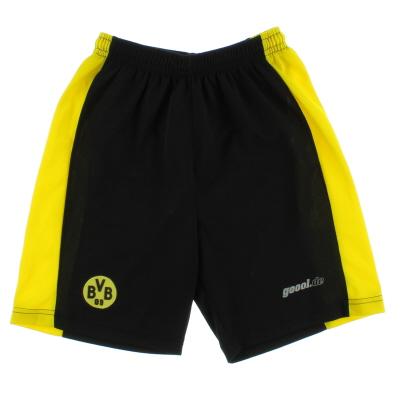 2001-02 Borussia Dortmund Home Shorts M
