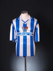 2001-02 Brighton Centenary Home Shirt XXL