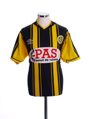 2001-02 BV Veendam Home Shirt M