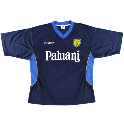 2001-02 Chievo Verona Training Shirt XL