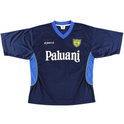 2001-02 Chievo Verona Training Shirt XL