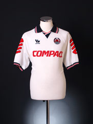 2001-02 Clyde Home Shirt XL