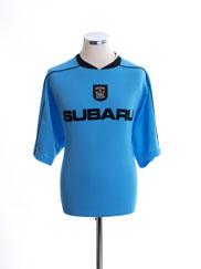 2001-02 Coventry Home Shirt L