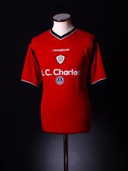 2001-02 Crewe Alexandra Home Shirt *BNWT* M