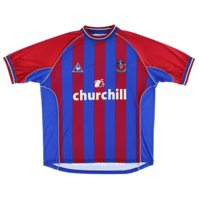 2001-02 Crystal Palace Home Shirt XL