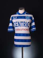 2001-02 De Graafschap Home Shirt L