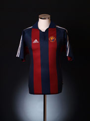 2002-03 Djurgardens Away Shirt