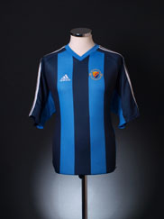 2001-02 Djurgardens Home Shirt L
