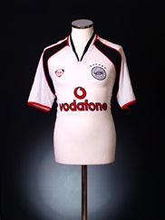 2001-02 Egypt Home Shirt L
