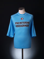 2001-02 Feyenoord Away Shirt XXL