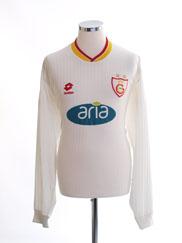 2001-02 Galatasaray Away Shirt L/S XL