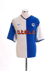 2001-02 Hertha Berlin Home Shirt XL